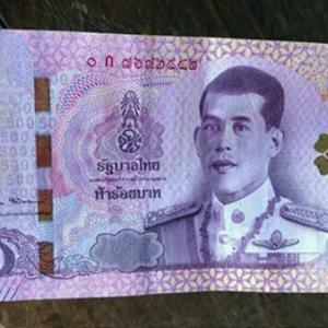 タイの王様が、ドイツに居るんだが。