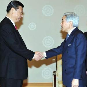 また中国、日本に頼るつもりかな?