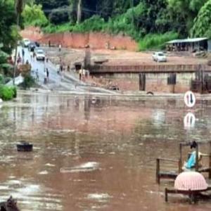 タイでも洪水