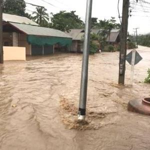 タイ全土が水浸し