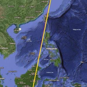 台湾挑発中国ロケット