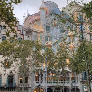 バルセロナの午後