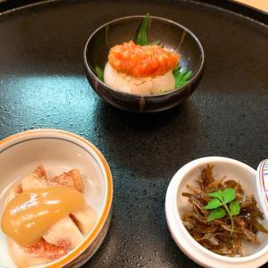 日本最終日の夕食