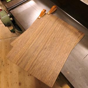 オーダー木製小物 厚さ3mmのメニューボード(A4)