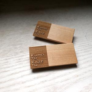 オーダー木製小物 リゾートホテルの名札(ネームプレート)