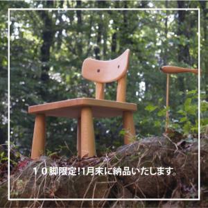 無垢の子供椅子キッズチェア 10脚限定キャンペーン