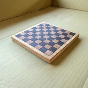 オーダー木製小物 チェス盤