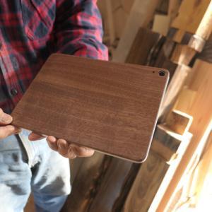 オーダー木製小物 ipad air 4世代用 背面保護板