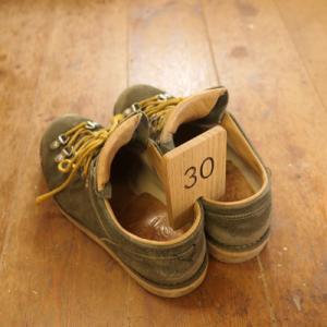 オーダー木製小物 靴札