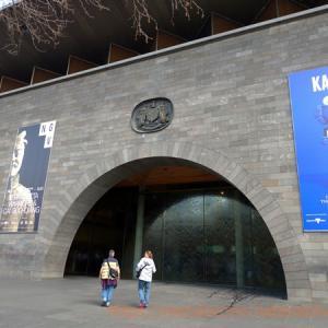 メルボルン一人旅 ビクトリア国立美術館へ行ってみた