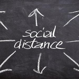 Stay at home & Social Distancing