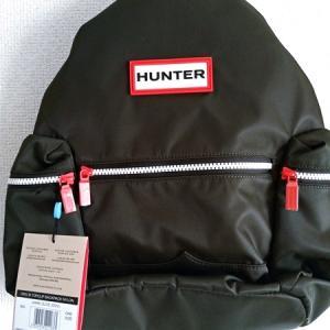 HUNTERのバックパック