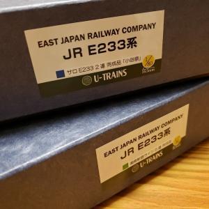 U-TRAINS E233系3000番台 東海道線・湘南新宿ライン仕様 入線レビュー