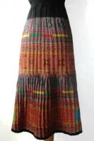 モン族マキシスカート