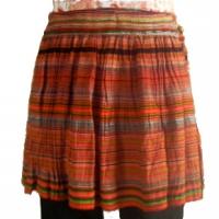 モン族巻きスカート
