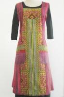 モン族ジャンパースカート