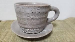 伊賀 柳下季器さんの井戸の珈琲碗