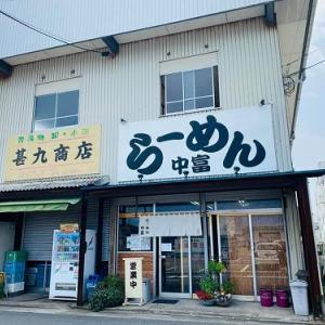 今年も棚経が始まりました。鳥取市のらーめん中富と豊岡市のらーめん清水屋