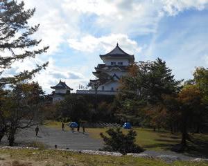 近江牛と松茸の食べ放題&伊賀上野散策 2