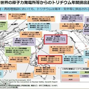 韓国紙「トリチウムは致命的物質…日本政府は『問題ない』と真実歪曲」