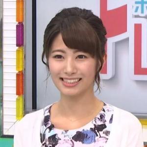 フジテレビ 女子アナレギュラー(2021年4月~)PART1
