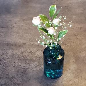 お花の正面がどこか、わかりません。