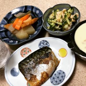 昨夜は和食でした!