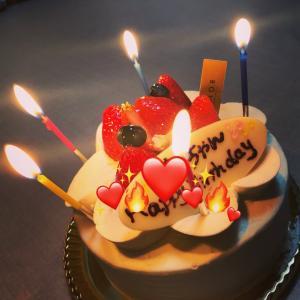 昨日は娘の20歳の誕生日でした 〜