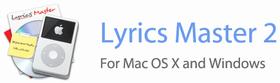 【Lyrics Master】 Ver.2.5.3