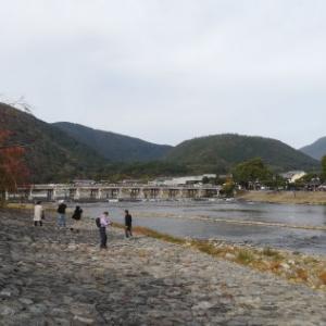 4年半ぶり:京都嵐山ライド