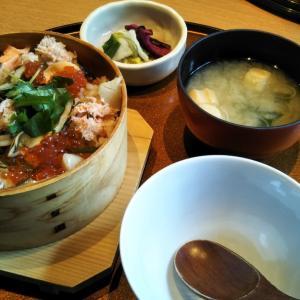 わっぱ飯 越後茶屋(新潟市)