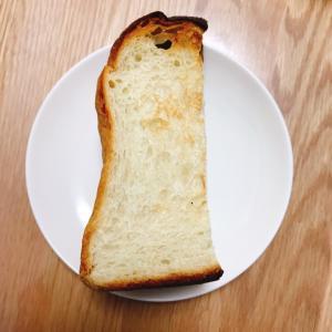 食パン 手土産のフルーツケーキ