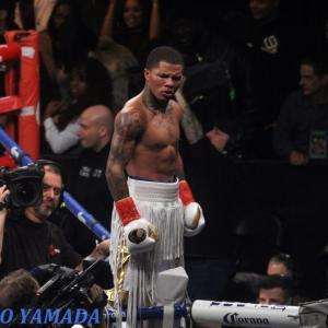 12/28 デービスvsガンボア 「WBA世界ライト級正規王座決定戦」