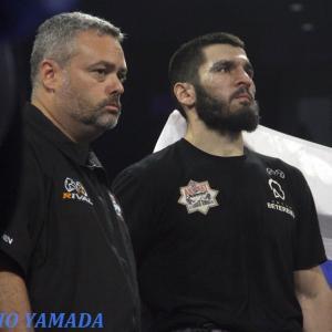 【Photo】ベテルビエフvsゴズディク IBF&WBC世界ライトヘビー級王座統一戦