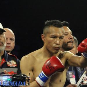 前WBC王者フランシスコ・バルガス 「復帰戦・結果」 vsアビレス