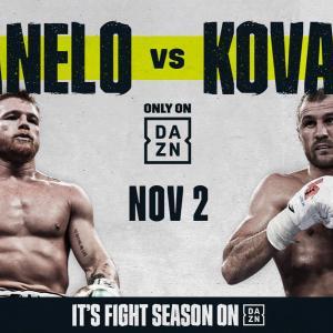 カネロvsコバレフ 「チケット収入金額!」 WBO世界ライトヘビー級戦