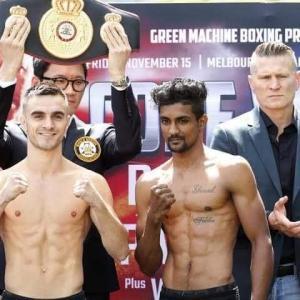 マロニーvsダリー 「結果」 WBA世界スーパーフライ級暫定王座決定戦