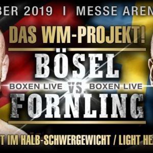 ボーセルvsフォーンリン 「結果」 WBA世界ライトヘビー級暫定王座決定戦