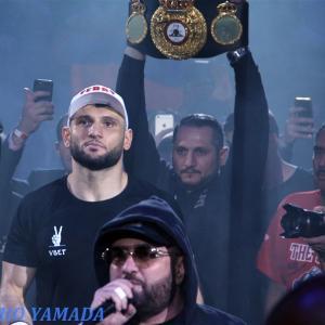 【Photo】 グラムイリアンvsワッツ  WBA世界クルーザー級スーパー戦