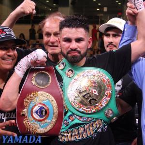 ラミレスvsポストル勝者 vs WBO1位カテロール 「WBC世界スーパーライト級指名戦」