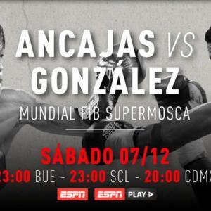 アンカハスvsゴンサレス 「結果」 IBF世界スーパーフライ級戦