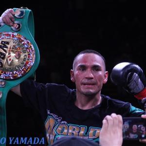 エストラーダvsヤファイ 「中止!」 WBA&WBC世界スーパーフライ級王座統一戦