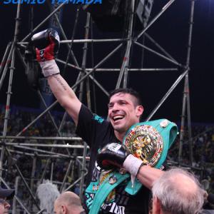 44歳セルヒオ・マルチネス 「WBO王者ソーンダースに挑戦希望!」