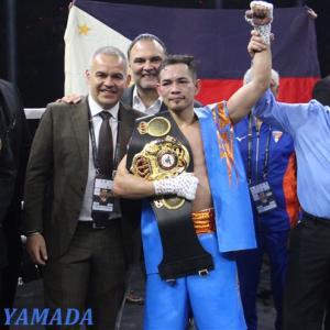 ウーバーリvsドネア 「入札・結果!」 WBC世界バンタム級戦