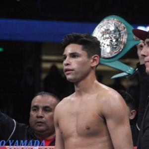 【PHoto】 ガルシアvsフォンセカ  「WBCライト級シルバータイトル戦」