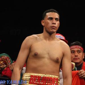 4/18 ベナビデスvsウスカテギに勝・トンプソン 「WBC世界スーパーミドル級戦」