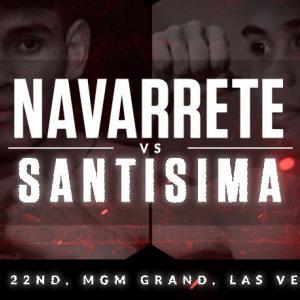 ナバレッテvsサンティシマ 「結果」 WBO世界スーパーバンタム級戦