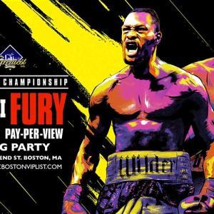 ワイルダーvsフューリーⅡ 「結果」 WBC世界ヘビー級戦