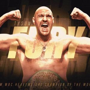 ワイルダーvsフューリーⅡ 「チケット売り上げ記録更新!」 WBC世界ヘビー級戦