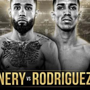 ルイス・ネリvsエマヌエル・ロドルゲス 「WBC世界スーパーバンタム級挑戦者決定戦」